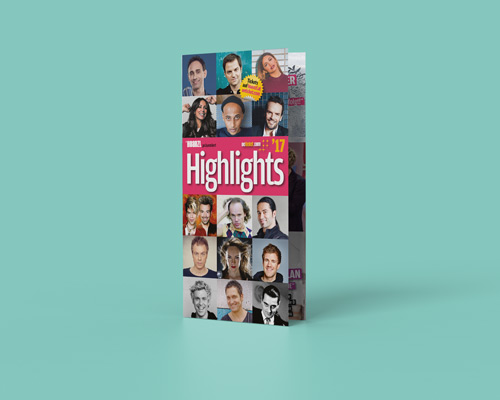 Hoanzl Agentur Highlights Flyer